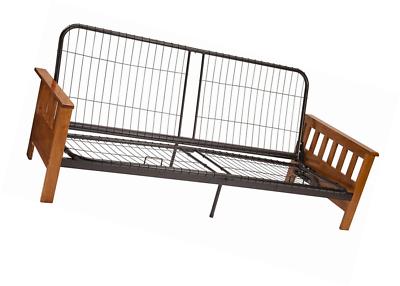 Berkeley Missionstyle Futon Sofa Sleeper Bed Frame Queensize