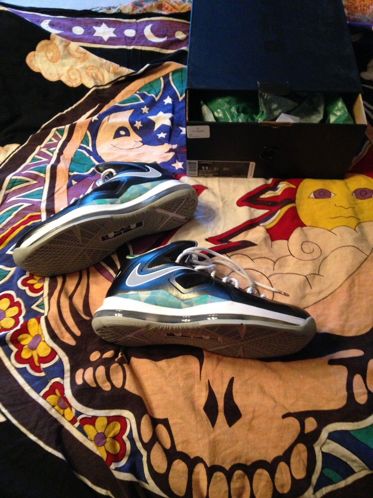 Nike Lebron X Prism Men's 10.5 shoes