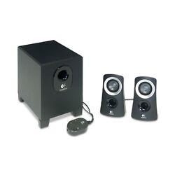 Logitech Z313 2.1-Channel Speaker System