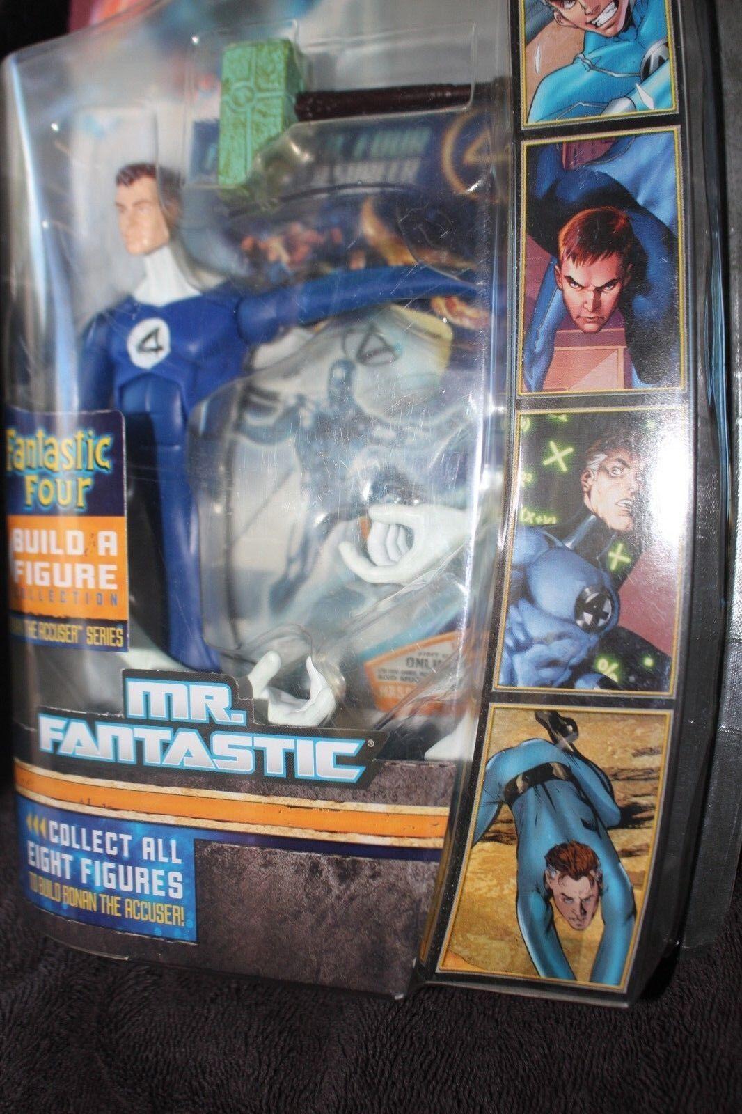 Marvel Legends Mr. Fantastic Action Figure Ronan the Accuser Series