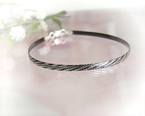 Armband Silber 925 Schlangen Armband flach geflochten echt Sterlingsilber sg46
