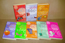 8 MATES DATES Cathy Hopkins lot And Inflatable Bras, Mad Mistakes, Sequin Smiles