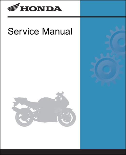 2012 2013 Honda Goldwing Gl1800 Service Repair Manual GL 1800 | eBay