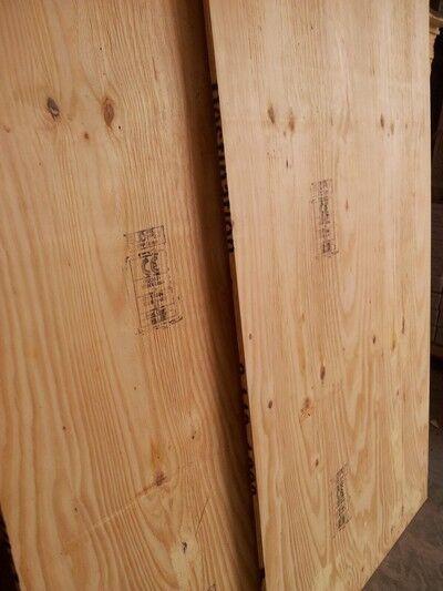 Multistrato Compensato Fenolico Marino Pino cm 244x122 - Spessori mm 9/12/15/18