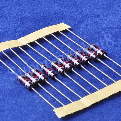 10pcs 1K 1/2W Allen Bradley Carbon Composition Resistor