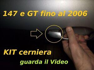 ALFA-ROMEO-147-e-GT-kit-pezzo-cerniera-x-maniglia-esterna-fino-al-2006