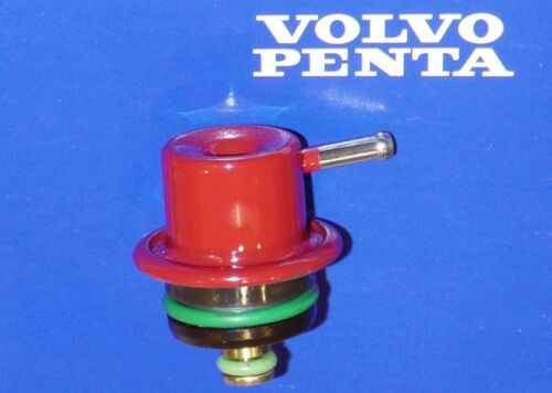 NEW volvo penta fuel pressure regulator 4.3GXi  4.3GXiE 4.3 GXi Q fuel  z929