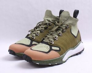Nike Air Zoom Talaria Mid FK PRM # 875784 300 Palm Green & Tan Men SZ 8 - 13