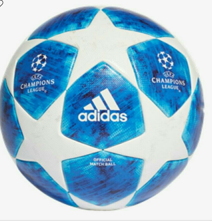 Lote de 10 Adidas UEFA Champions League Star balón oficial 2018-19