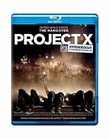 Project X (extended Cut) [blu-ray] Free Shipping