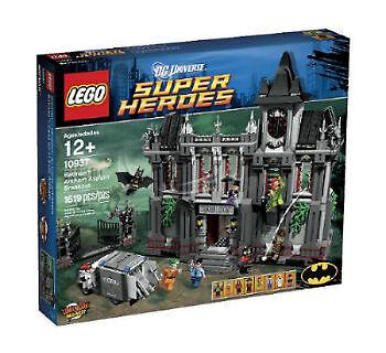 Lego Super Heroes Batman brojoe de Arkham Asylum (10937) - neu&ovp misb