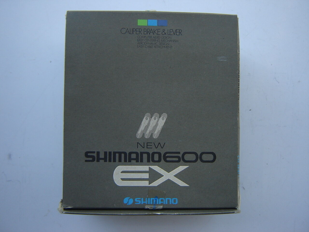 SHIMANO 600 EX 6207 TITANIUM  COLOR BRAKE SET - NOS - NIB - VERY RARE  sale online discount