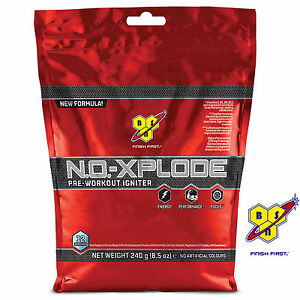 BSN-NO-XPLODE-3-0-240g-Pre-Workout-Booster-Muscle-Energy-Pump-Growth-Anabolic
