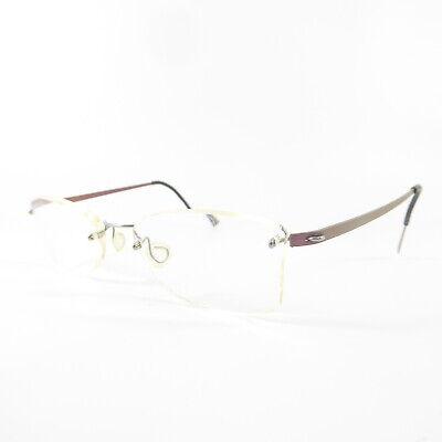 100% QualitäT Lindberg Spirit Titanium 113 Rahmenlose E7405 Verwendet Brille Brillengestell