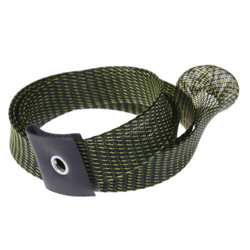 1-10Casting Angelrutenschutz Pole Protector Geflochtene Rod Sleeve Socken Haha