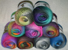 4,90€ 100 gr RELLANA Sockenwolle 4-fach 4-fädig  PORTOFINO Musterbildend