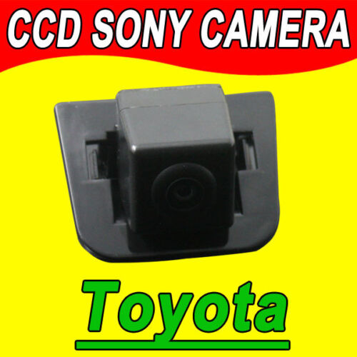 CCD car reverse rearview camera for Toyota Prius auto kamera color backup GPS