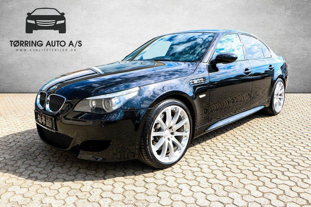 BMW M5 5,0 SMG 4d