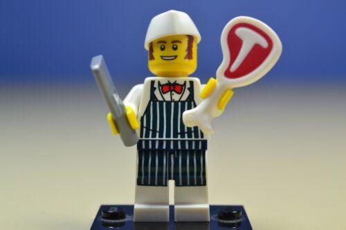 LEGO Collectible Minifigure #8827 Series 6  BUTCHER