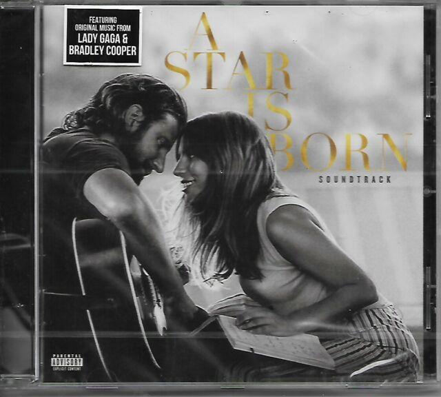 LADY GAGA - A Star Is Born - CD - OST - Interscope - 00602567775539 - Europe