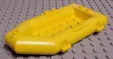 LEGO - Boat, Rubber Raft, Small - Yellow