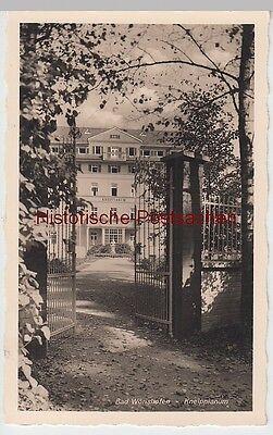 (96004) Foto Ak Bad Wörishofen, Kneippianum 1938 Fortgeschrittene Technologie üBernehmen