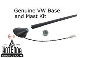 For Volkswagen Beetle Jetta Passat Antenna Base Genuine 1J0035501F