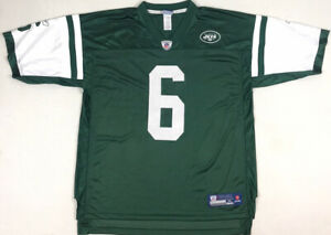 Details about Mark Sanchez New York Jets Jersey Mens XL NFL Football On Field Reebok