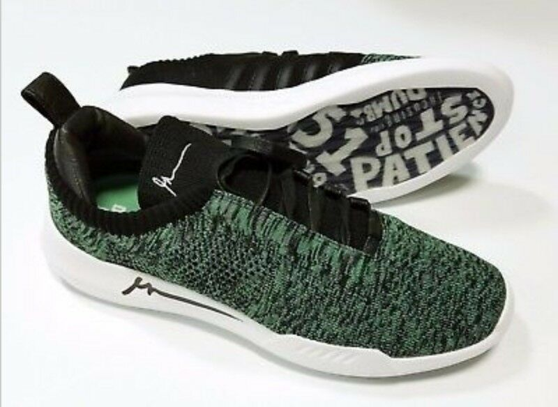 Gary Vee 001 SIGNED Knit Sneakers Mens US 9 (fits 9.5 size) FREE SHIRT+Shipping