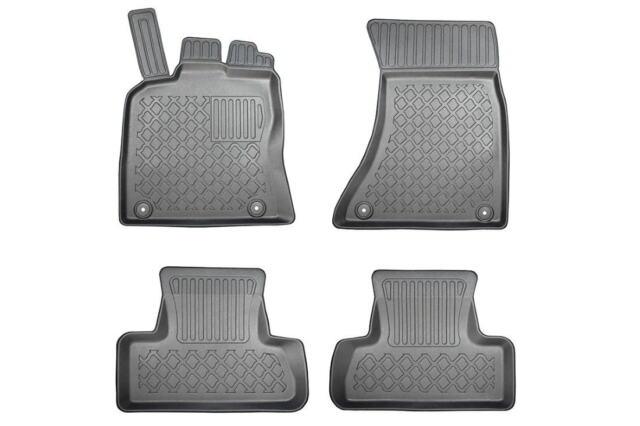 Diseño 3D TPE Bandejas Alfombrillas para Audi Q5 I 8R 2008-2016