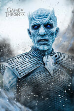 GAME OF THRONES NIGHT KING POSTER  91.5 X 61 CM OFFICIAL MERCHANDISE PYRAMID
