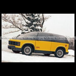 #pha.014090 Photo CHEVROLET BLAZER XT-1 CONCEPT 1987 Car Auto N75Xq4fn-09093959-923791427