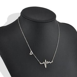 Femmes-elegantes-mignon-coeur-pendentif-collier-en-acier-inox-chaine-2Couleurs