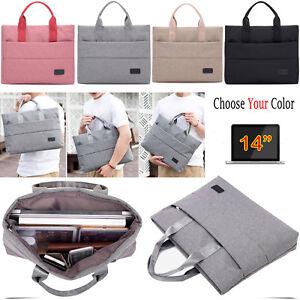 14-034-Pouces-Ordinateur-Portable-a-La-Main-etui-Pochette-Sac-pour-Dell-HP-Sony-Acer-Asus-Samsung