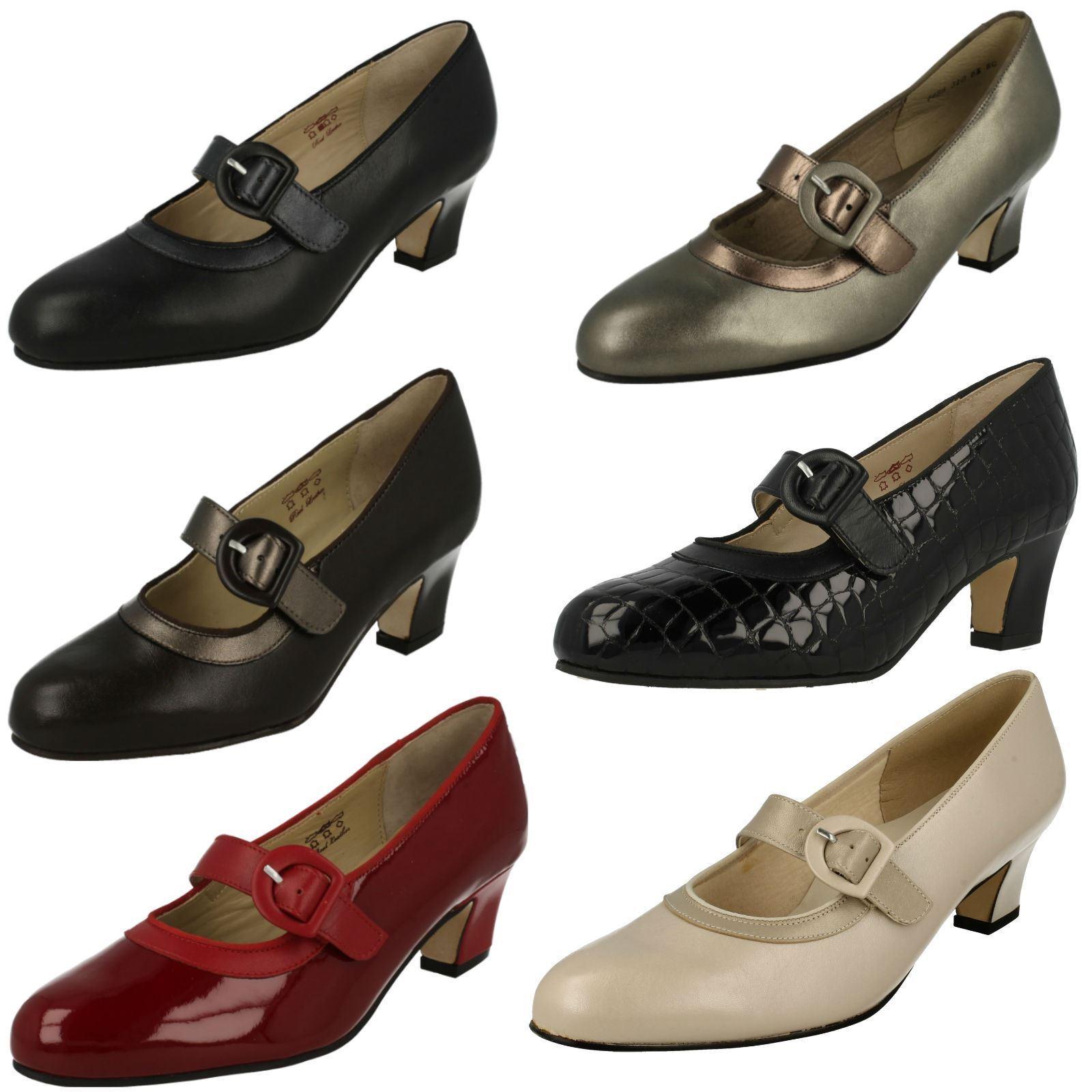 Señoras equidad Ancho del Tribunal Tribunal Tribunal Zapatos  Maxine   orden en línea