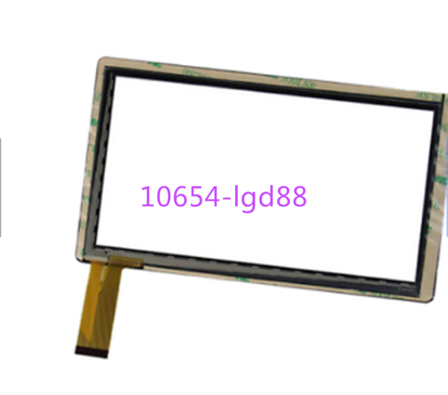 "9 Touch Screen Digitizer Glass For 9 in MaxWest Tab-9160K 9/"" Inch Tablet PC"