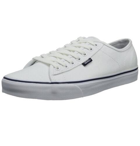 Ferris Lona De Skater Stv Bajo Zapatillas Blancas Zapatos Vans Hombre 5wOqHUqg