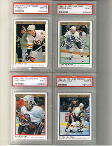 1-CARD-GREG-PARKS-1990-91-O-PEE-CHEE-PREMIER-034-PSA-9-034-89