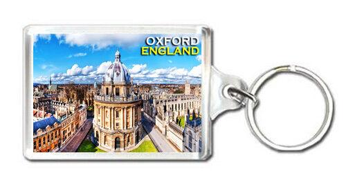 OXFORD ENGLAND MOD3 KEYRING SOUVENIR LLAVERO