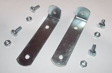FIAT 500 N-D-F-L-R-G/ STAFFE SUPPORTO TARGHE ANT./ FRONT NUMBER PLATE SUPPORT