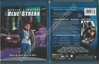 Blue Streak (blu-ray Disc, 2008) Brand & Sealed