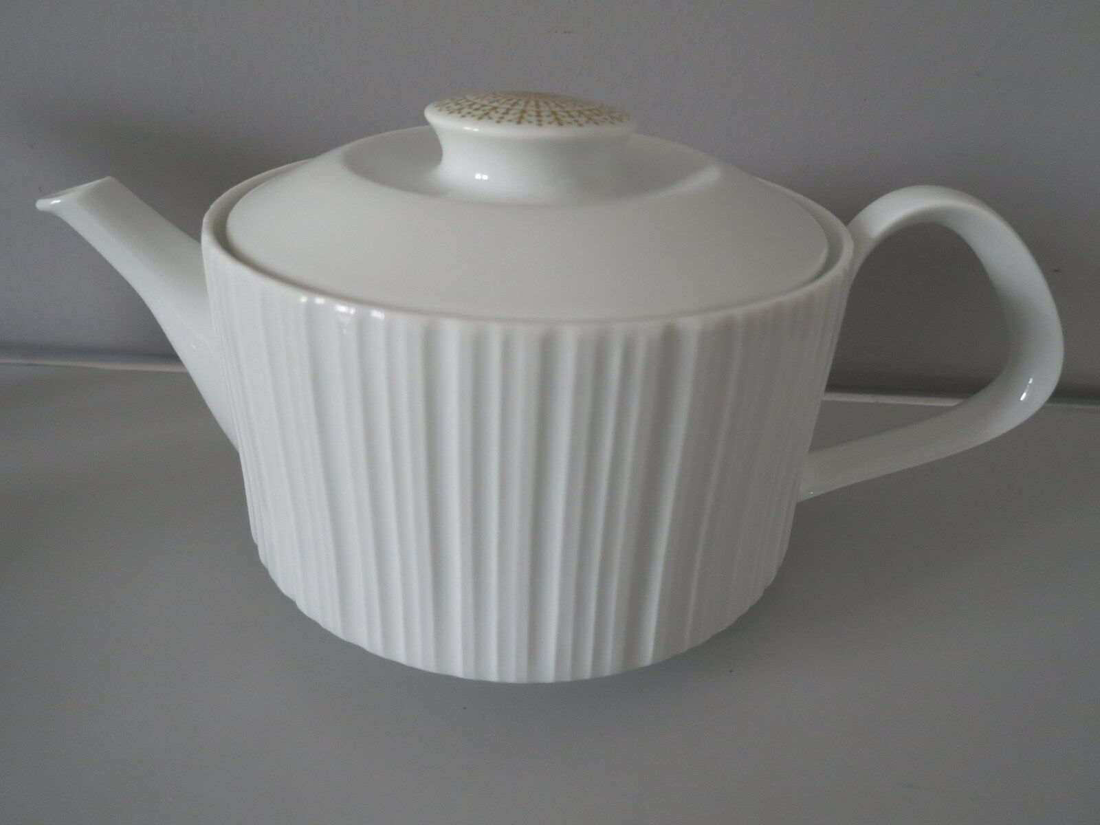 ROSENTHAL Variation Soleil Or Théière Grand
