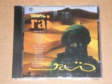 100% RAI (CHEB KHALED, CHEB MAMI, TAHER) - CD COME NUOVO (MINT)