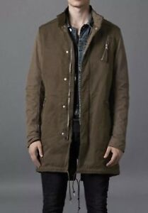 Saints All Parka Størrelse Oliven Khaki Military Small Aino S Jacket gdnSdT
