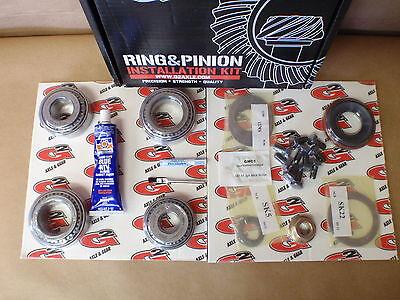 DANA 44 STANDARD 5.38 RING AND PINION /& MASTER BEARING INSTALLATION KIT