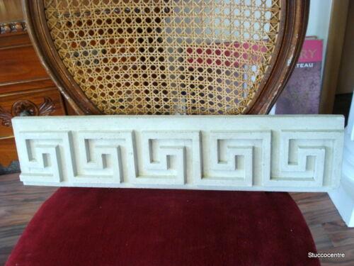 Stucco Fassadenstuck Mäanderband Versace 132-3089B Wandfries aus Beton