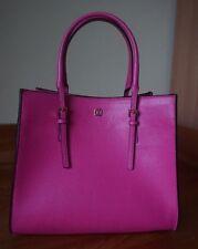 Damen Tasche COCCINELLE Pink / Rosa- zwei Tragegriffe & Schultergurt