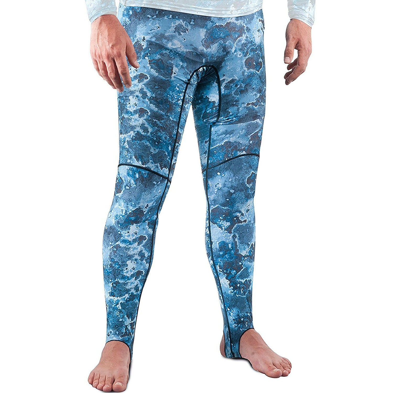 Mares Camo blueee Rash Guard Pants   welcome to buy