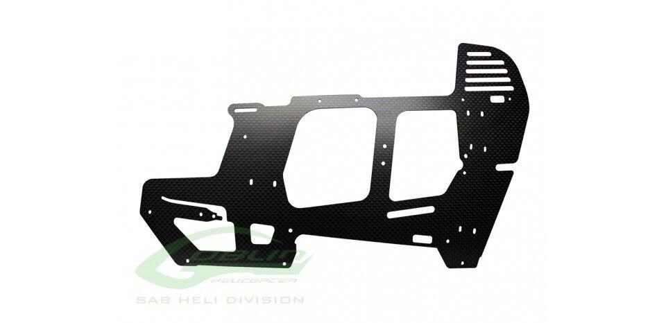 Main Frame Full Carbon - Goblin 570 Sport   H0967-S