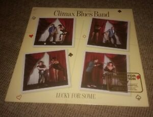 Climax Blues Band Quot Lucky For Some Quot Radio Station Dj Promo